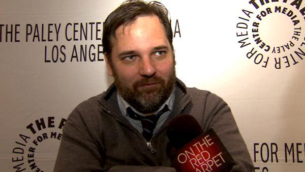 Dan Harmon talks to OnTheRedCarpet.com for a PaleyFest event for Community in March 2011. - Provided courtesy of OTRC