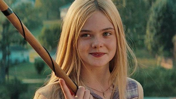 Elle Fanning in a scene from the 2011 film 'Super 8,' directed by J.J. Abrams ('Star Trek') and produced by Steven Spielberg ('E.T.').