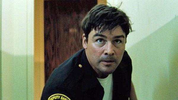Kyle Chandler in a scene from the 2011 film 'Super 8,' directed by J.J. Abrams ('Star Trek') and produced by Steven Spielberg ('E.T.').
