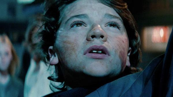 Joel Courtney in a scene from the 2011 film 'Super 8,' directed by J.J. Abrams ('Star Trek') and produced by Steven Spielberg ('E.T.').