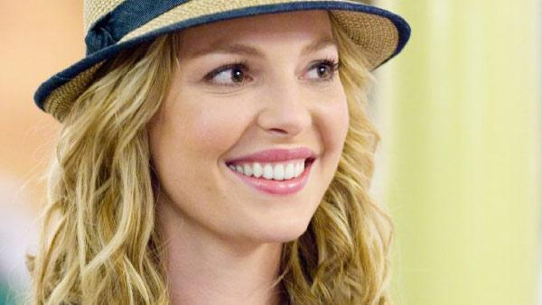 Katherine Heigl appears in a still from her 2010 movie, Life as We Know It. - Provided courtesy of OTRC / Warner Bros. Entertainment/Peter Iovino