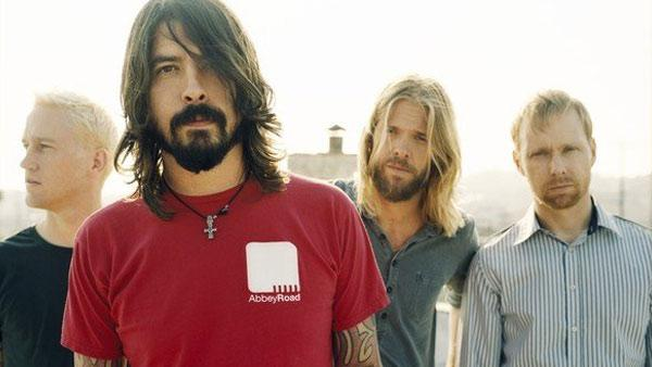 Chris Shiflett, Dave Grohl, Taylor Hawkins and Nate Mendel appear in an undated photo from the bands official Facebook page, Facebook.com/foofighters. - Provided courtesy of OTRC / Photo courtesy of Facebook.com/foofighters.