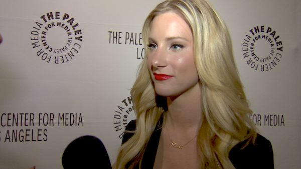 Heather Morris weighs in on 'Glee' love