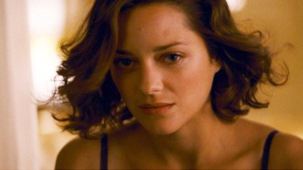Marion Cotillard as Mal in a production still from the 2010 film Inception. - Provided courtesy of Legendary Pictures