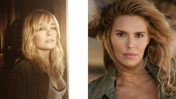 Left: An undated promotional photo of LeAnn Rimes from her official website. Right: A photo of Brandi Glanville from her official Twitter page. - Provided courtesy of leannrimesworld.com / twitter.com/BrandiGlanville