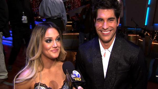 Mike Catherwood talks about his first night on 'DWTS'
