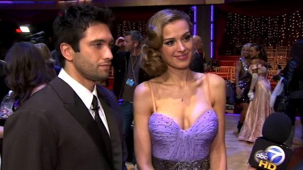 Petra Nemcova talks about her first night on 'DWTS'