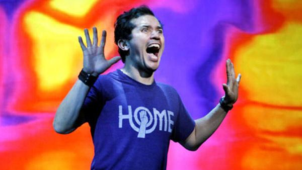 John Leguizamo appears in his new Broadway solo show Ghetto Klown, which opens officially on March 22, 2011. - Provided courtesy of ghettoklownonbroadway.com