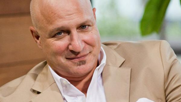 Pictured: Tom Collicchio in a promotional photo for 'Top Chef.'