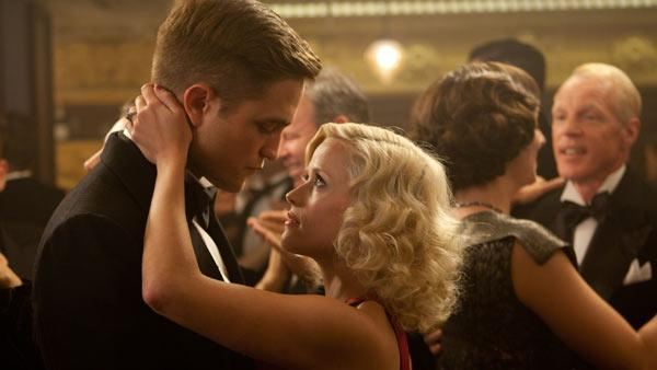 Reese Witherspoon and Robert Pattinson appear in a scene from the 2011 Water For Elephants. - Provided courtesy of 20th Century Fox