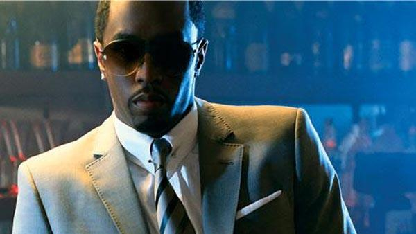 Diddy appears in a photo posted on his MySpace Page.