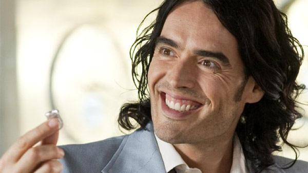 Russell Brand appears in a still from his 2011 film, Arthur. - Provided courtesy of Warner Bros. Entertainment/Barry Wetcher
