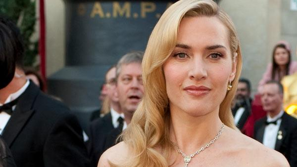 Academy Award presenter Kate Winslet arrives at the 82nd Annual Academy Awards at the Kodak Theatre in Hollywood, CA, on Sunday, March 7, 2010. - Provided courtesy of Matt Petit / A.M.P.A.S.
