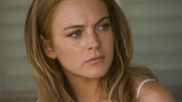 Lindsay Lohan appears in a still from her 2007 film, Georgia Rule. - Provided courtesy of Universal Pictures