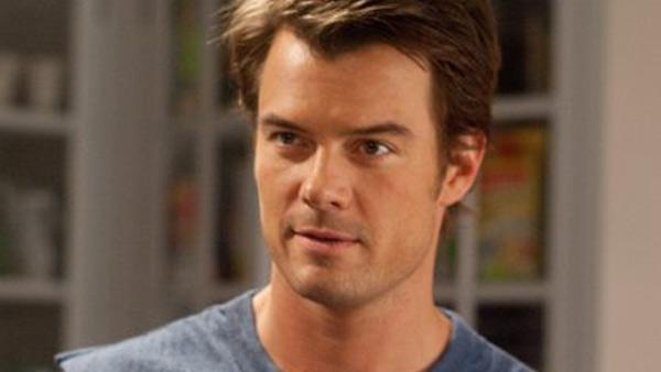Josh Duhamel appears in a still from his 2010 film, Life As We Know It. - Provided courtesy of Warner Bros. Entertainment/Peter Iovino