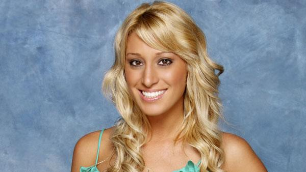 Vanessa Girardi appears in a promotional photo from The Bachelor. - Provided courtesy of ABC