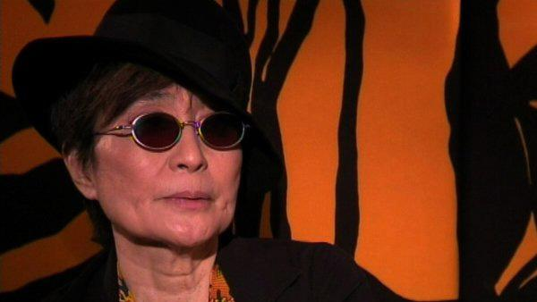 Yoko Ono appears in a still from the 2008 film, The Universe of Keith Haring. - Provided courtesy of Arthouse Films