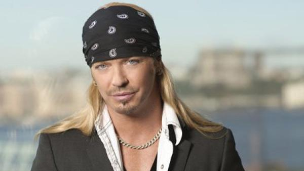 Bret Michaels appears in a still from The Apprentice. - Provided courtesy of NBC
