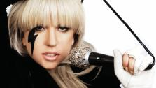 Lady Gaga appears in an undated photo from her official website, LadyGaga.com. - Provided courtesy of LadyGaga.com