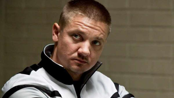 Jeremy Renner appears in a still from his 2010 film, The Town. - Provided courtesy of Voltage Pictures