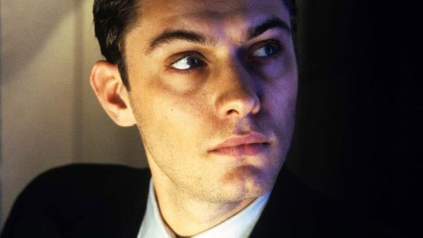 Jude Law appears in a still from his 1997 film, Gattaca. - Provided courtesy of Columbia Pictures