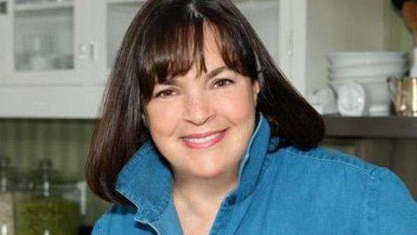 Ina Garten appears in an undated photo from her official website, BarefootContessa.com. - Provided courtesy of BarefootContessa.com