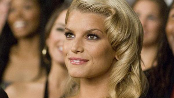 Jessica Simpson appears in a still from her 2007 film, Major Movie Star. - Provided courtesy of Major Productions, Inc.