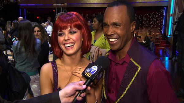 Sugar Ray Leonard keeps mints in socks on 'DWTS'