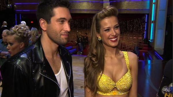 OTRC: Petra Nemcova 'just enjoying moment' on 'DWTS'