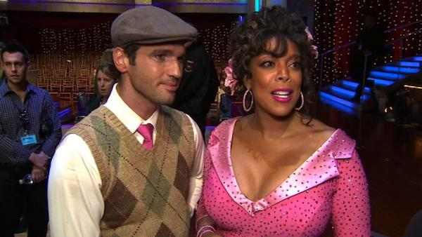 Wendy Williams talks about improvement on 'DWTS'