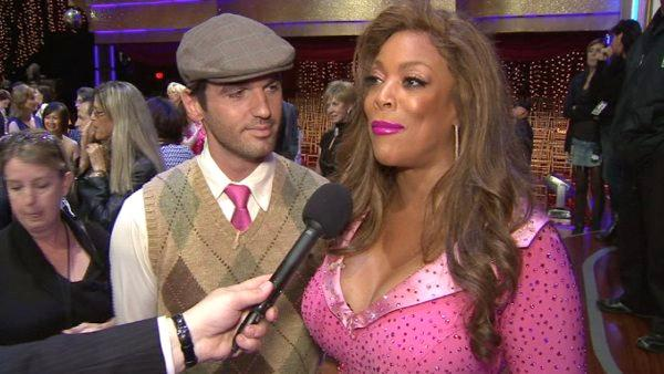 Wendy Williams speaks after 'Dancing With the Stars' season 12's first results show Tuesday, March 29, 2011.