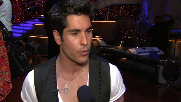 Mike Catherwood talks after 'DWTS' elimination