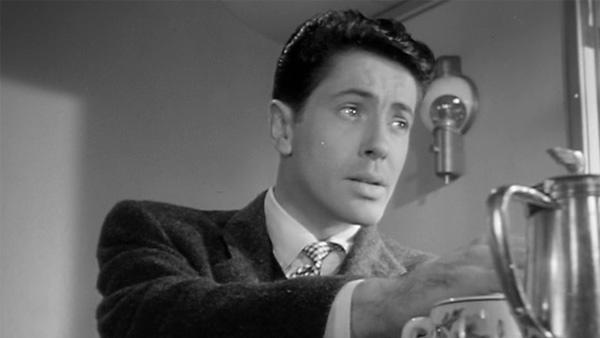 Farley Granger, who appeared in the Alfred Hitchcock films 'Strangers on a Train'