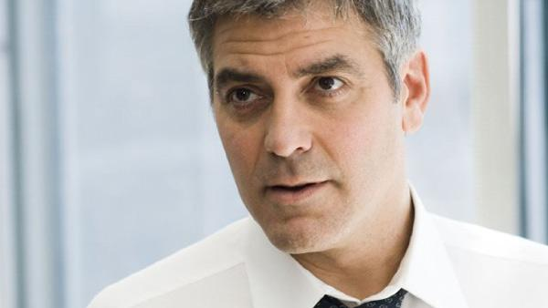 George Clooney appears in a still from his 2007 film, Michael Clayton. - Provided courtesy of Clayton Productions, LLC.