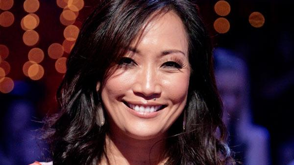 Carrie Ann Inaba appears in a promotional photo for season 12 of Dancing With The Stars, released on March 29, 2011. - Provided courtesy of ABC/Adam Taylor