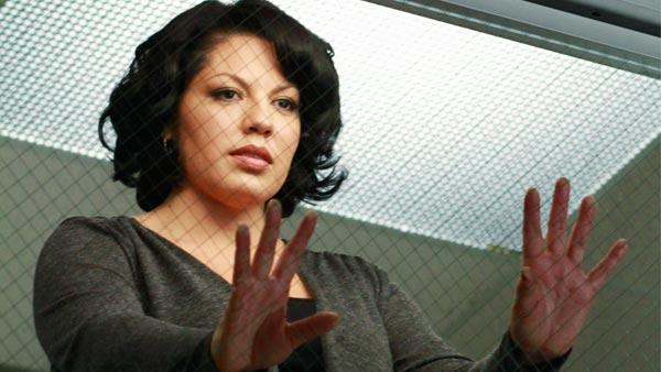 Sara Ramirez appears in a still from Greys Anatomy: The Muscial Event, which aired on March 31, 2011. - Provided courtesy of ABC/Ron Tom