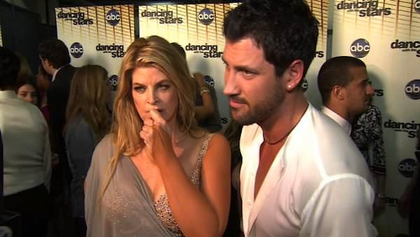 Kirstie Alley explains 'Dancing' fall