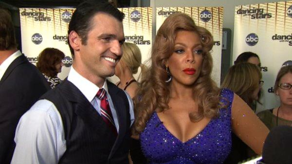 Wendy Williams talks about her 'Dancing With The Stars' week 3 performance.