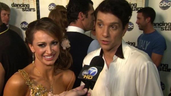 Ralph Macchio talks about his  'Dancing With The Stars' week 3 performance.