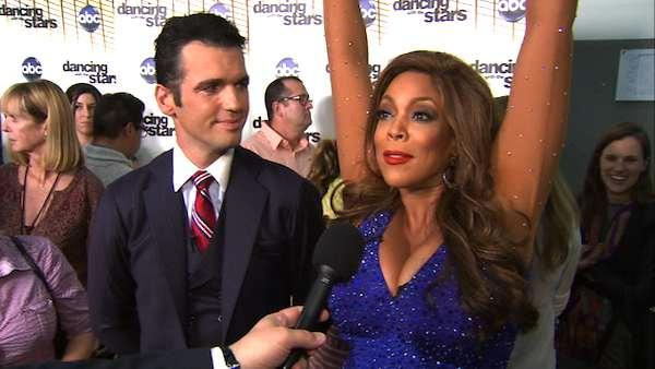 Wendy Williams speaks after 'Dancing With the Stars' season 12's second results show Tuesday, April 5, 2011.