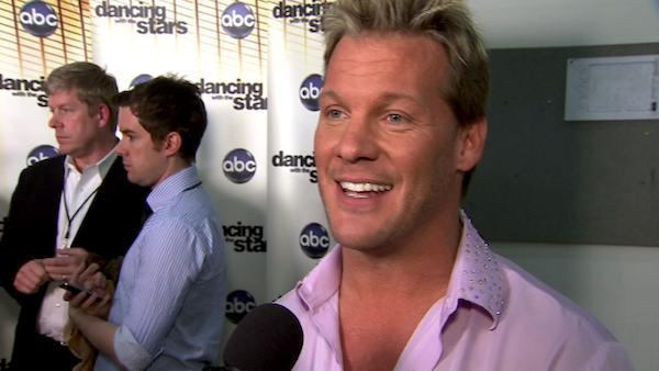 Chris Jericho talks after 2nd results show