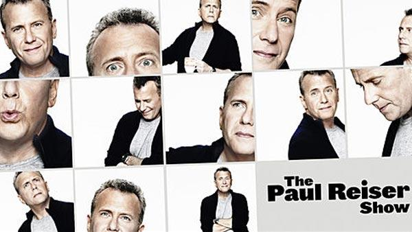 Paul Reiser appears in a promotional photo for his show, The Paul Reiser Show. - Provided courtesy of NBC