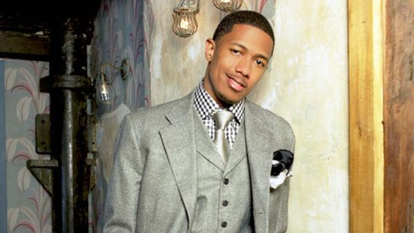 Nick Cannon appears in a photo posted on his website. - Provided courtesy of nickcannon.com