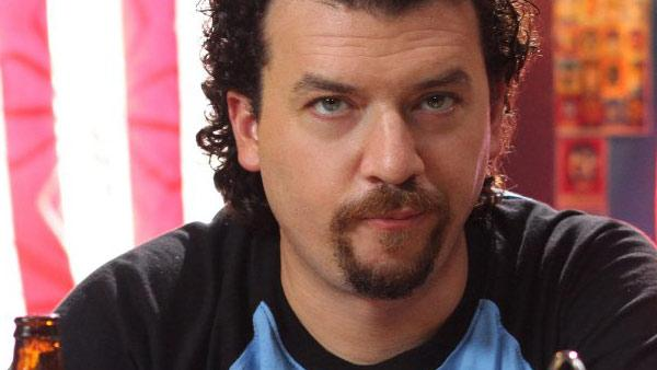 Danny McBride appears in a still from 'Eastbound and Down.'
