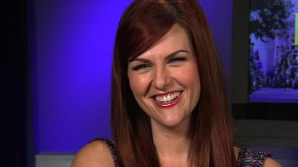Sara Rue made 'Facebook horror movie'