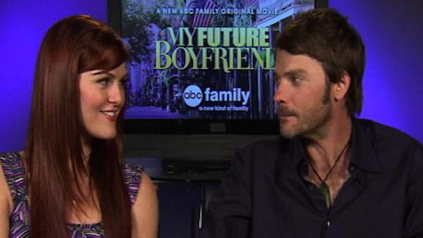 Sara Rue, Barry Watson on 'instant' chemistry
