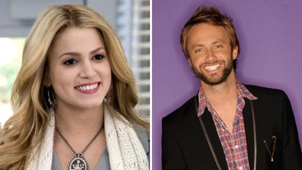 Nikki Reed appears in a still from her 2008 film, Twilight./Paul McDonald appears in a promotional photo for American Idol season 10. - Provided courtesy of Summit Entertainment/Fox/Frank Micelotta
