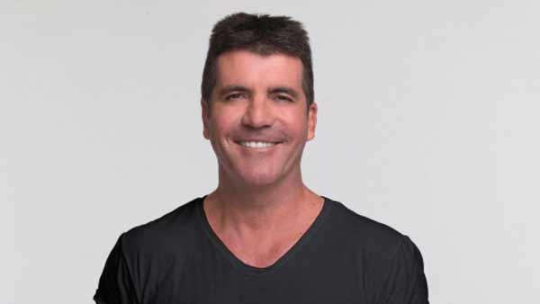 Simon Cowell appears in a promotional photo for 'American Idol.'