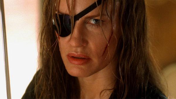 Daryl Hannah appears in a still from her 2003 film, Kill Bill. - Provided courtesy of Miramax Films