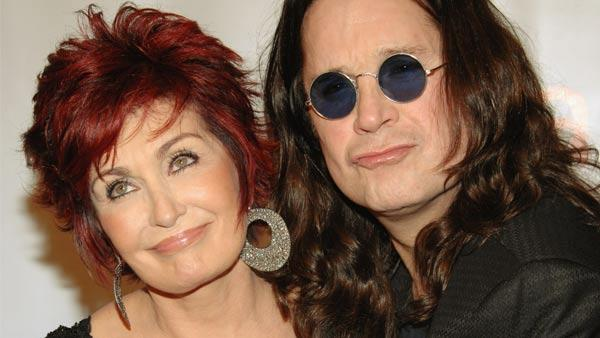 Sharon and Ozzy Osbourne arrive at the Elton John AIDS Foundations sixth annual benefit An Enduring Vision at The Waldorf-Astoria Hotel, Tuesday, Sept. 25, 2007 in New York. - Provided courtesy of AP Photo/Evan Agostini